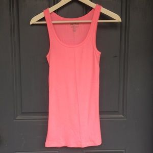 Old Navy Pink Perfect Tank Top